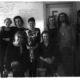 Bilden är tagen på avslutningsdagen 1989. Bakre raden: Eliz o Petrus, Dascha, Morris (numera Sol) och Kenth Främre raden: Karin o Kicki (saknas gör Martha o Magnus)