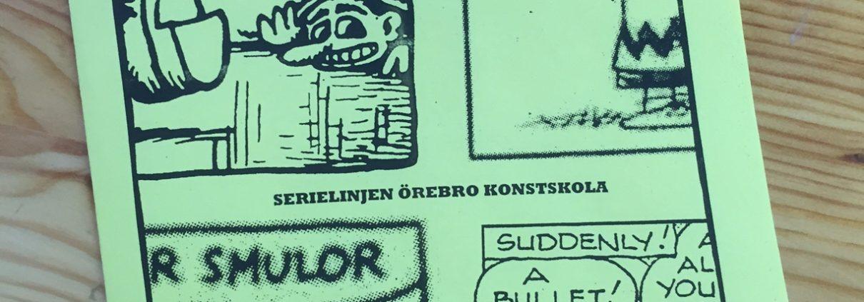 Serielinjen Örebro Konstskola