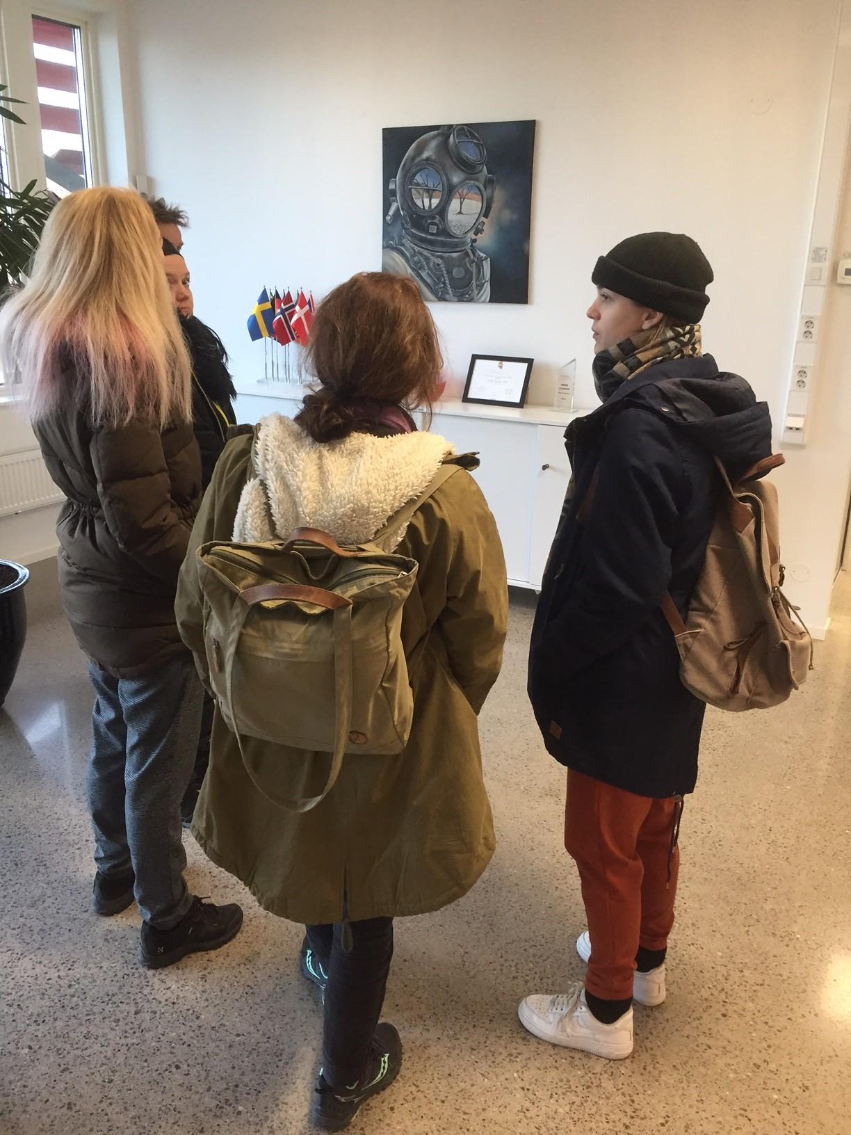 Utställning hos Würth
