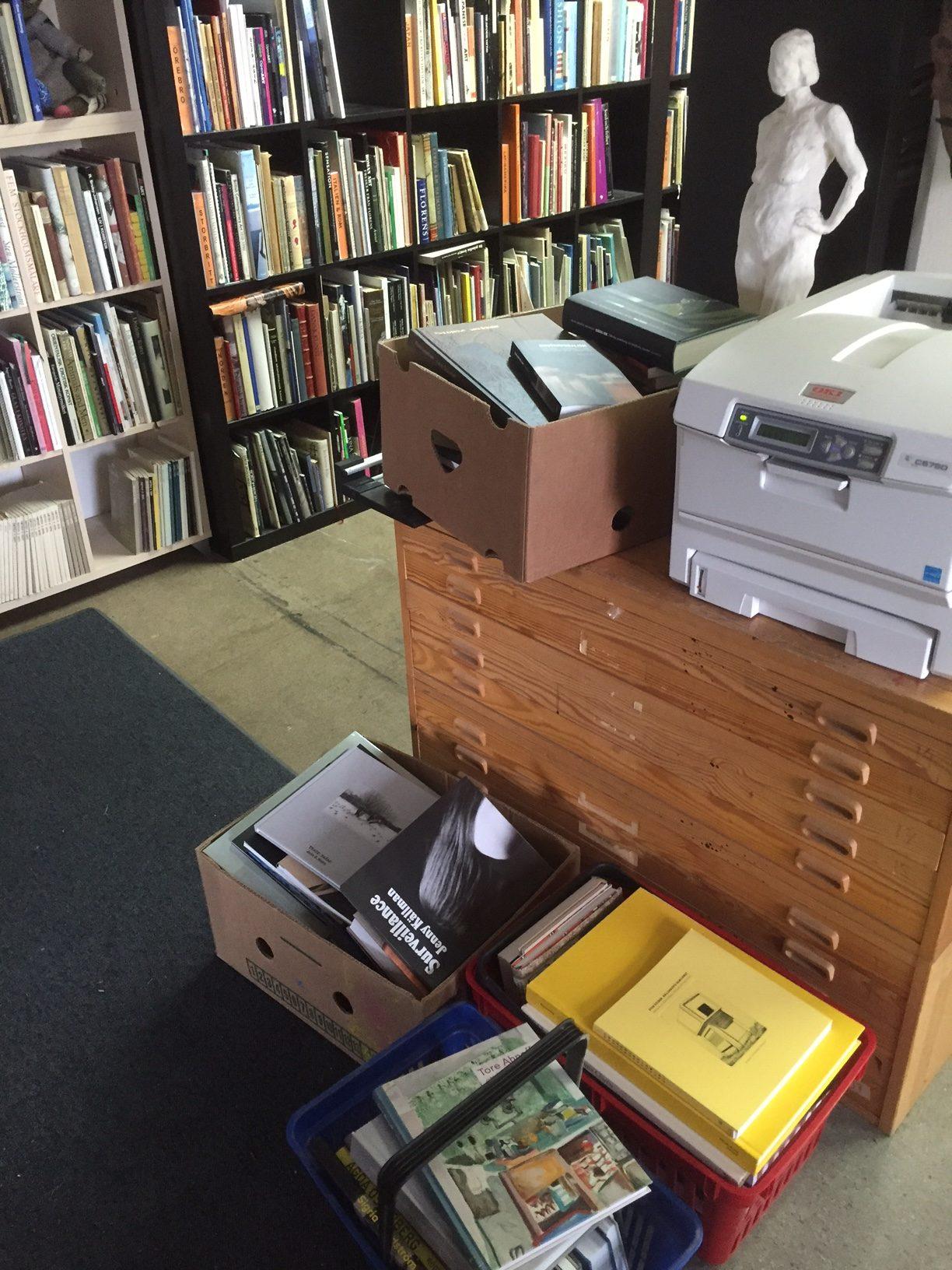 Ännu mera böcker!