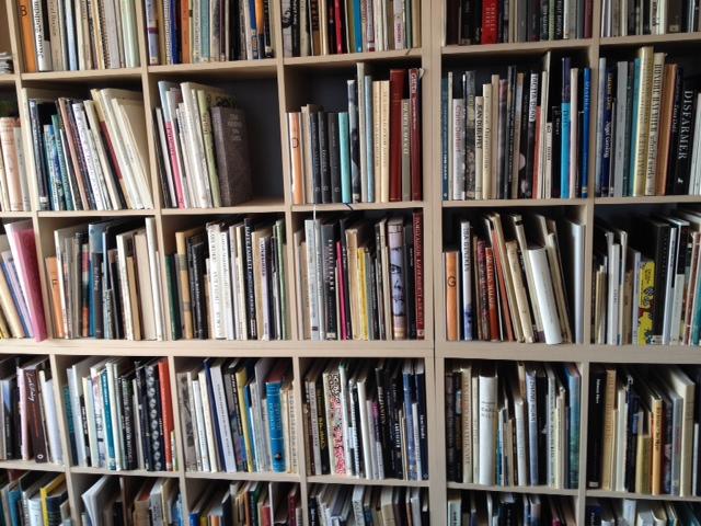 Biblioteket växer