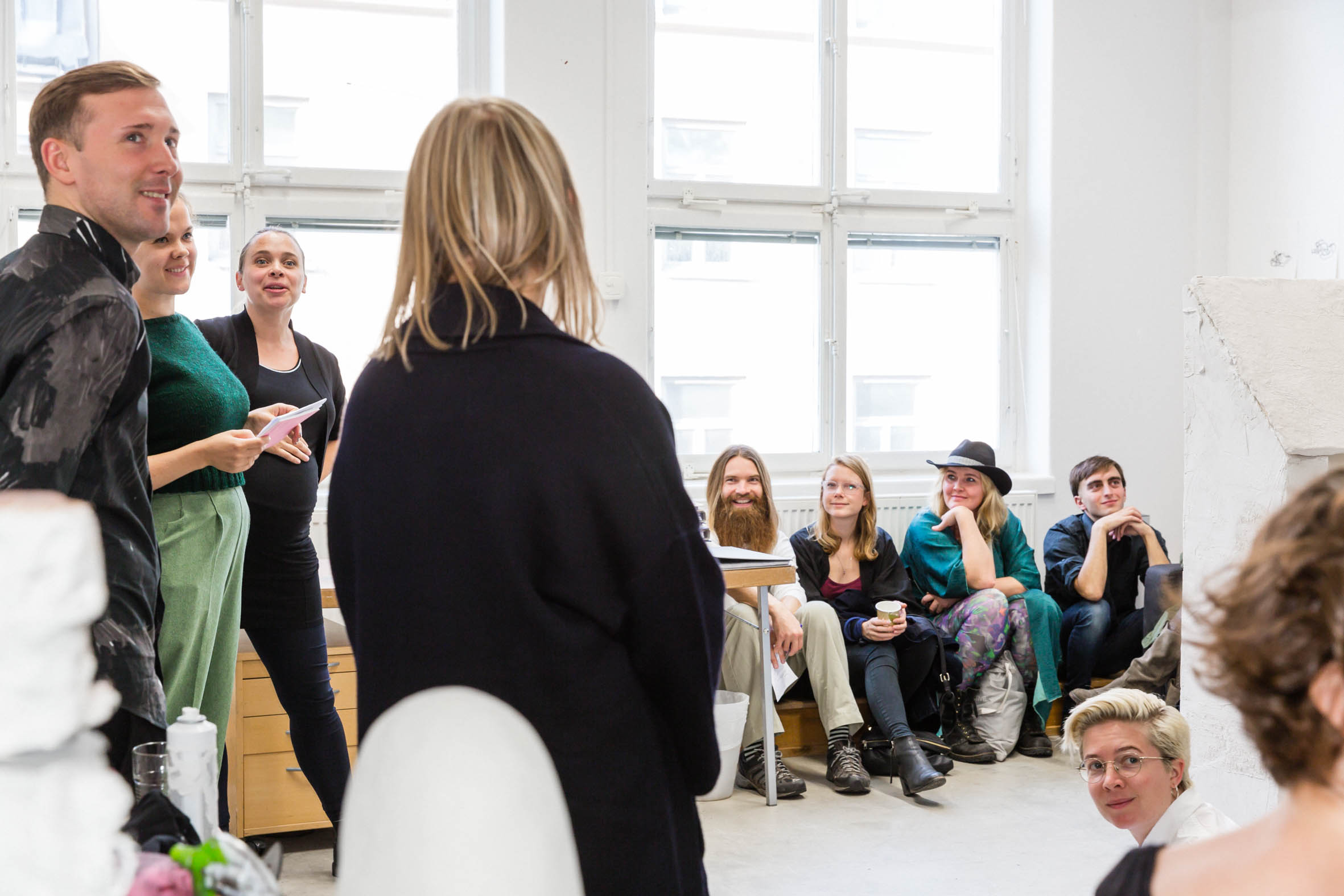 Jenny Berntsson: Ledde till vidare studier