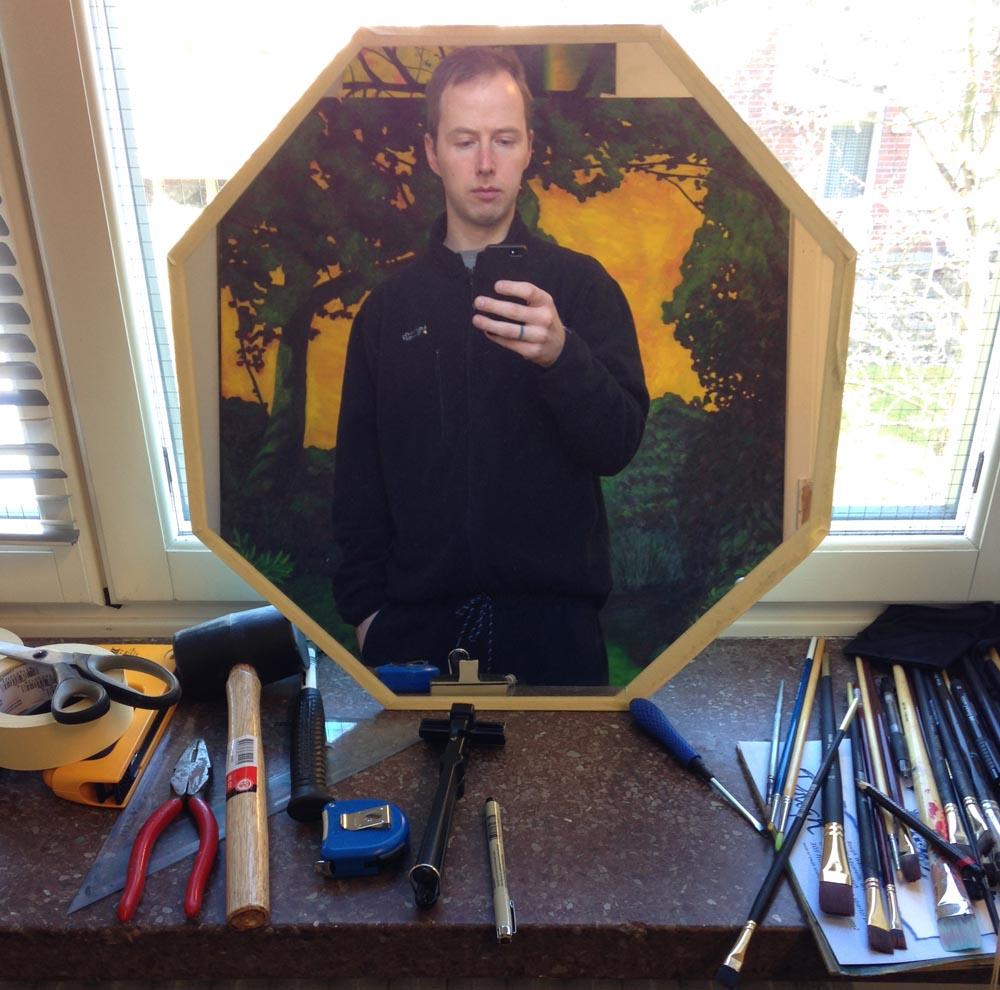 Martin Jacobson: Början på en lång resa