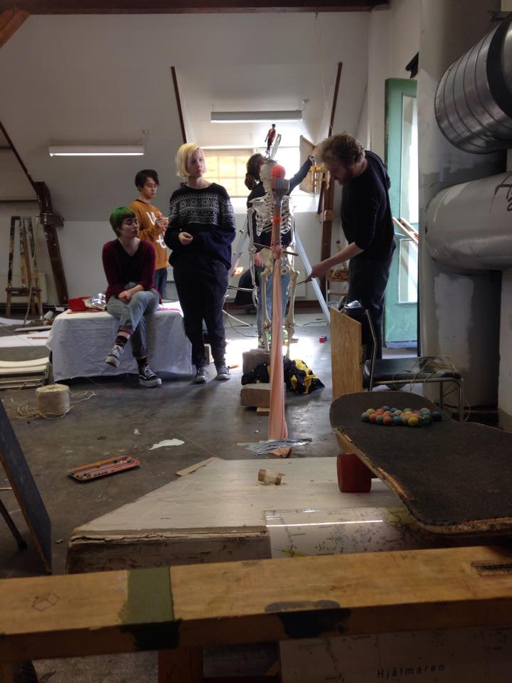 Rube Goldberg-maskin
